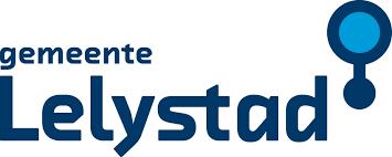 Logo gemeente Lelystad container huren