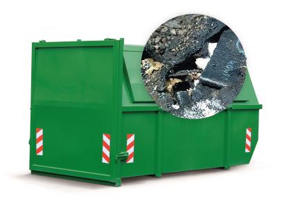 dakafval container 10m3