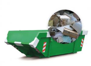 6m3 container huren - grofvuil afvalsoort