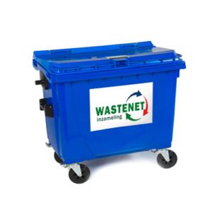 ContainerOnline 660-liter-rolcontainer-archiefvernietiging