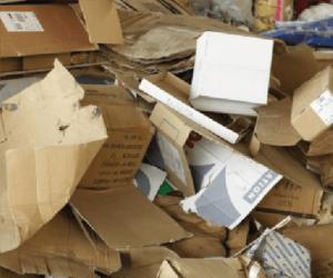 ContainerOnline Afvalsoort - papier-karton - rolcontainer Huren