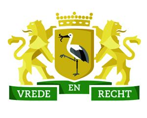 Logo gemeente Den Haag container huren