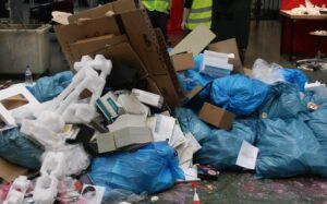 Wat gebeurt er met mijn afval