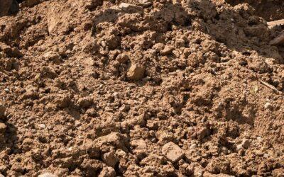 Waarom grond op dit moment moeilijk kan worden afgevoerd