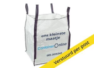 Big Bag voor afval - container huren