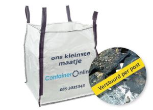 Big Bag voor dakafval