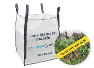 Big Bag voor groenafval