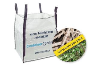 Big Bag voor tuinafval