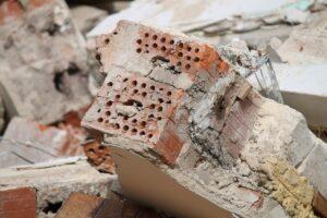 afvoeren puin recycling van puin