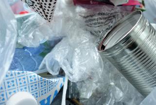 Afvalsoort klein - PMD zakelijk - rolcontainer Huren