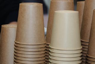 Afvalsoort klein - flessenglas - rolcontainer Huren